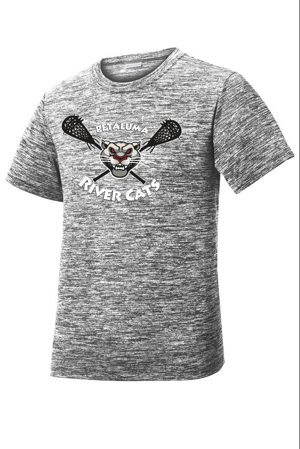 Custom Performance T-shirt screen printed
