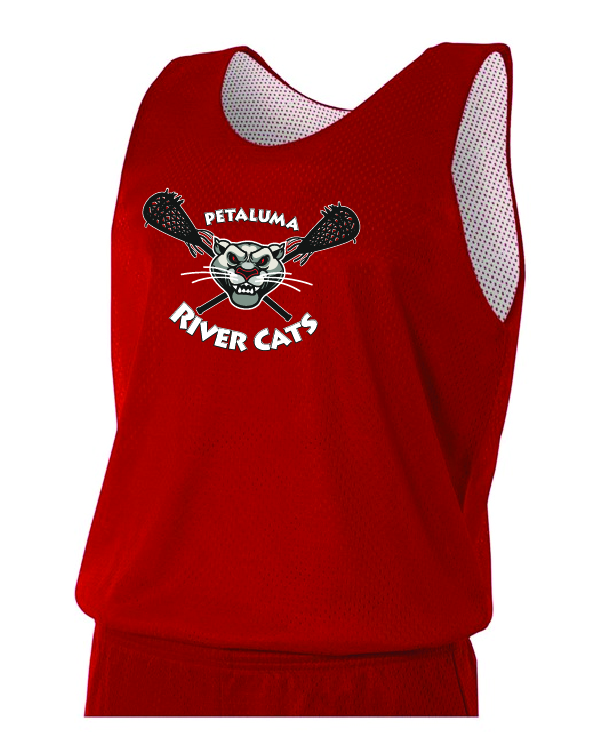 River Cat Practice Pinnie