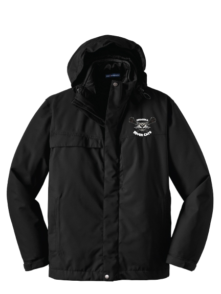 River Cats Side Line 3 in 1 Jacket